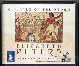 Children of the Storm by Elizabeth Peters Unabridged CD Audiobook