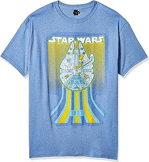 Star Wars Men's Falcon Speed Graphic T-Shirt