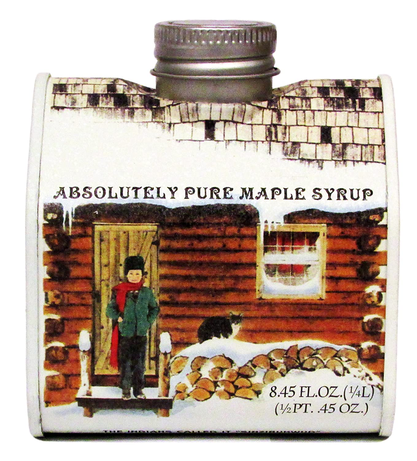 Ferguson Quantity limited Farms 100% Pure Vermont Maple Grade A Syrup Ranking TOP9 Log Fancy