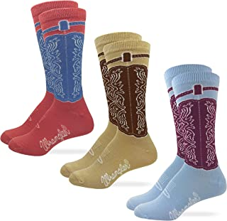 socks to wear with cowgirl boots