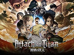 attack on titan season one episodes