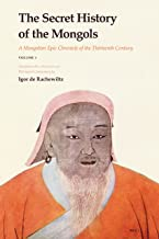Best igor de rachewiltz secret history of the mongols Reviews