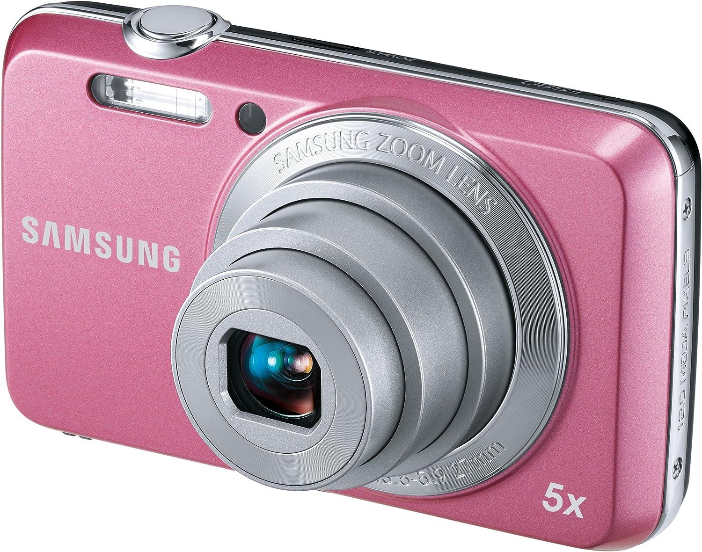 Samsung Es80 Digitalkamera 2 36 Zoll Pink Kamera