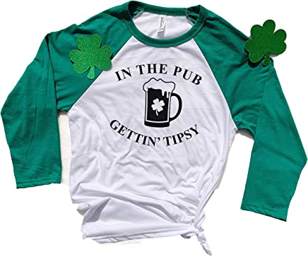 Cute St Patricks Day Sweatshirt St Paddys St Pattys Party Drinking Shirts St Patricks Day Sweaters for Women Super Soft and Cozy Sober St Patricks Sweatshirts for Women Cute St Patricks Outfit