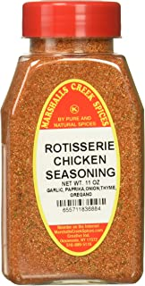 Marshalls Creek Spices Kosher No Salt, Rotisserie Chicken Seasoning, 11 Ounce