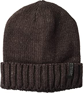 Perry Ellis Men's Washed Chunky Beanie