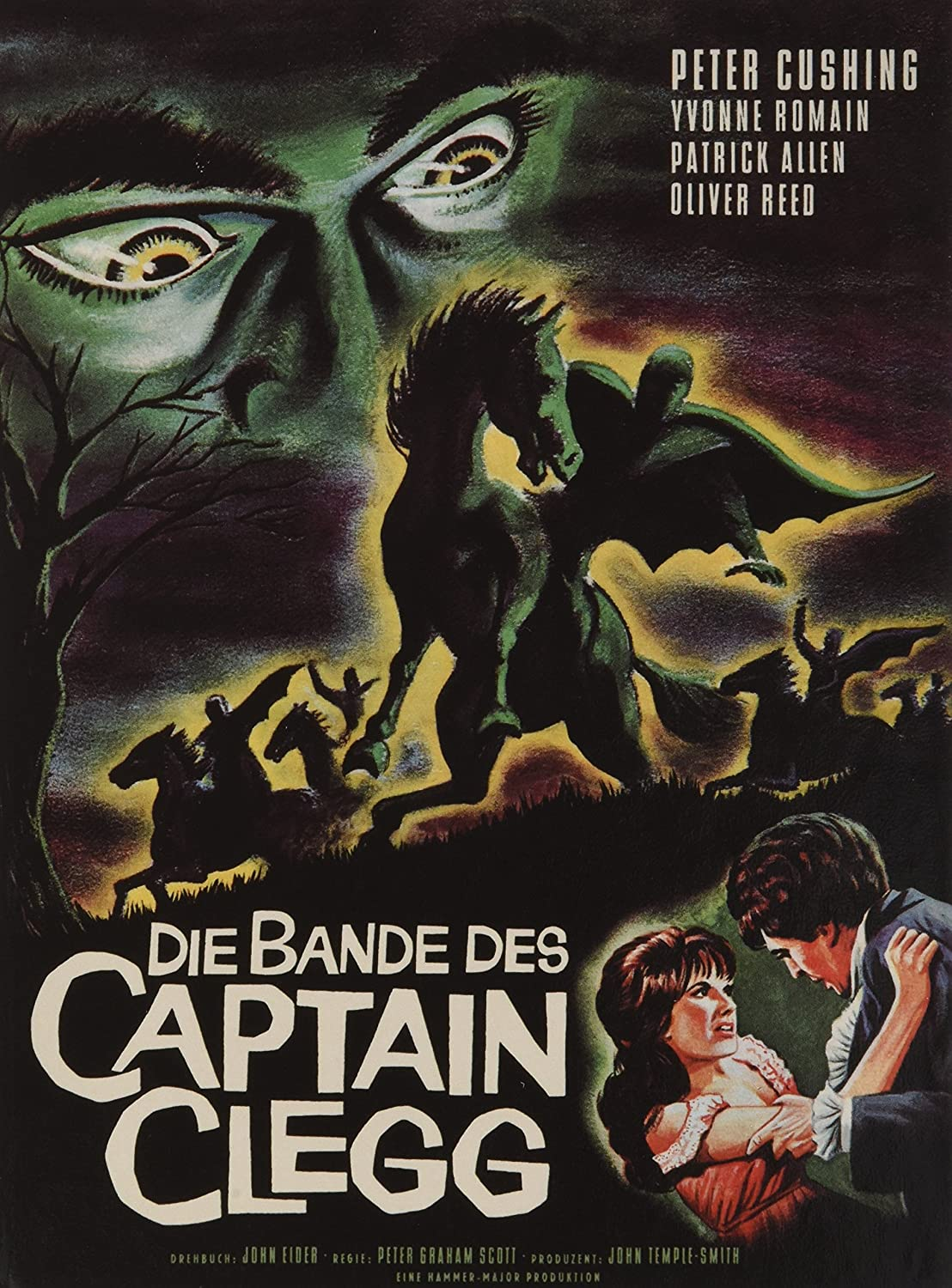 Die Our shop OFFers the best service Bande des Captain Clegg - Luxury Hammer Edition 14