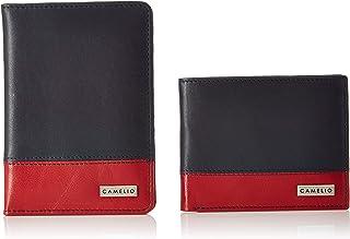 Camelio Brown Men's Wallet (CAM-COM-0004)
