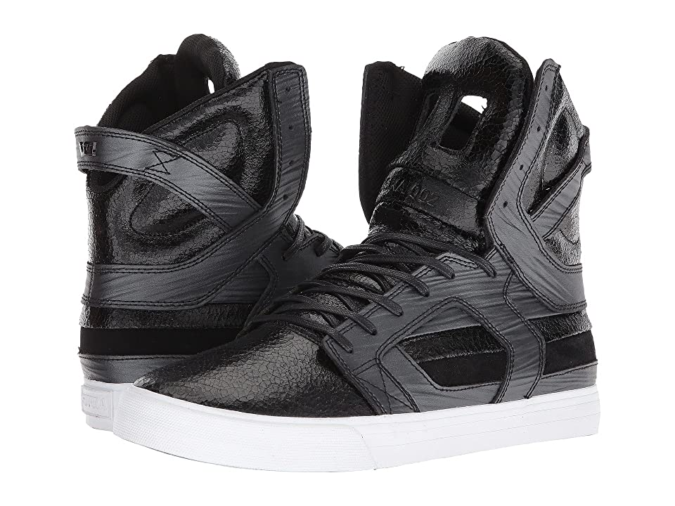 Supra Skytop II (Black/Black/White) Men