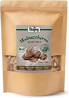 Biojoy BIO-walnotenpitten, halve walnoten , ontpit, Juglans regia (0,5 kg)