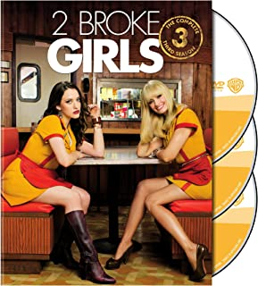 2 Broke Girls: S3 (DVD)