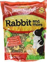 product image for Sweet Harvest Rabbit Food, Premium Timothy Hay Pellets with added Specialty Ingredients, 4 lbs Bag