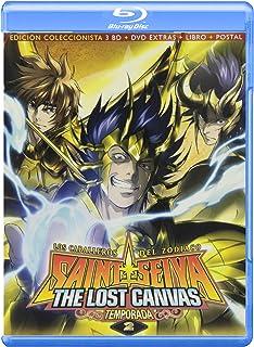 Los Caballeros Del Zodiaco T2 - Cb, Libro [Blu-ray]