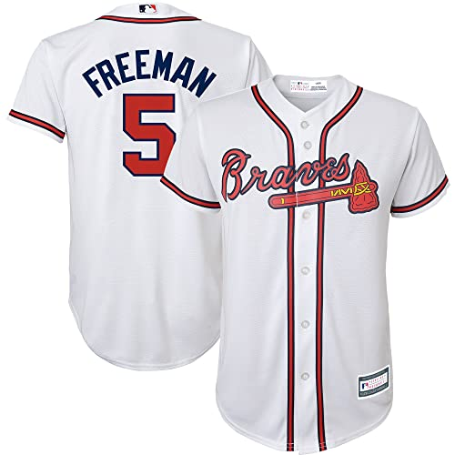 premium selection 53313 5be1c Atlanta Braves Jerseys: Amazon.com