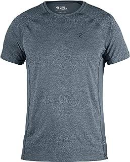 Men's Abisko Vent T-Shirt, Dusk, Medium