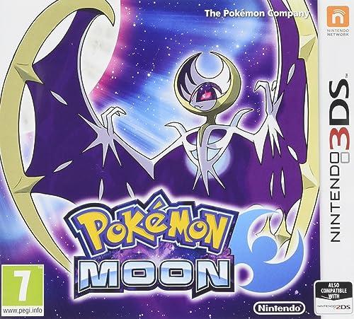 Pokémon Moon (Nintendo 2DS/3DS)