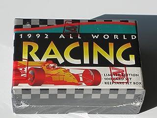 1992 All World Racing - 100 Card Set