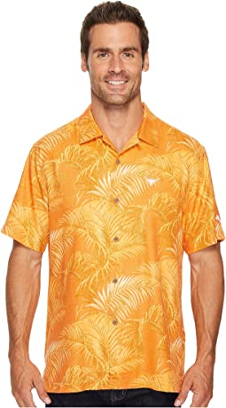 Tommy Bahama Texas Longhorns Collegiate Series Fez Fronds Shirt