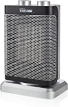 Tristar KA-5065 Calefactor Eléctrico, 1500 W, Gris