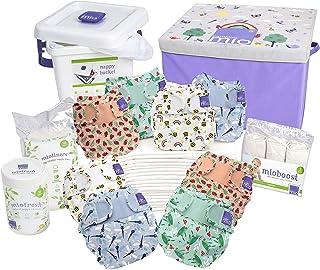 Bambino Mio, miosoft premium birth to potty pack, bug's life