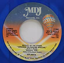 Ervin T. Rouse & Felice & Boudleaux Bryant 45 RPM Orange Blossom Special and Rocky Top / Dixie Dreaming