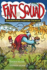 Fart Squad #3: Unidentified Farting Objects Kindle Edition