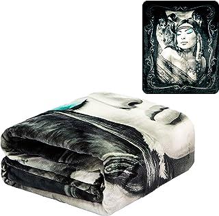 JPI DGA Dreamweaver Ultra Soft Flannel Blanket - Officially Licensed - Cozy & Warm - 79'' x 95'' - 100% Polyester