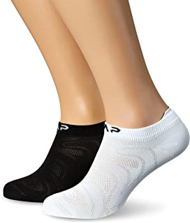 CMP, calcetines de hombre, Otoño-invierno, hombre, color Nero-Bianco, tamaño 36/38