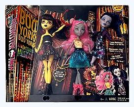 Monster High, Boo York Boo York 3-Pack [Luna Matthews, Mouscedes King, and Elle Eedee]