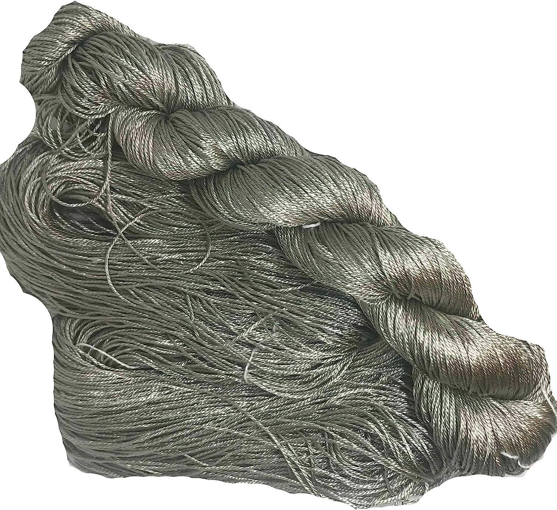 Knitsilk 3 ply Mulberry Silk Raleigh Mall Yarn Colors Solid Grams 50 260 Regular discount Ya