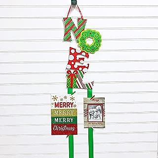 Christmas Card Holder - Noel