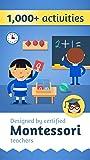 CARATTERISTICHE - disponibile in inglese e francese - un ambiente Montessori completo da 3 a 7 anni per imparare facendo - aggiornamenti mensili e nuovi contenuti per rendere l'app per sempre accattivante! - una classe digitale incantevole per render...
