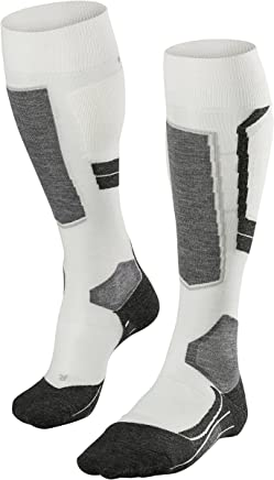 Black UK size 8-9 EU 42-43 1 pair polypropylene FALKE ESS Ski SK5 knee-highs