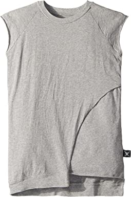 Nununu - Layered Sleeveless Shirt (Little Kids/Big Kids)