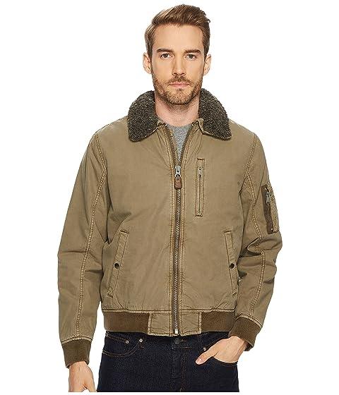 lucky brand bomber jacket