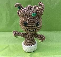 groot crochet