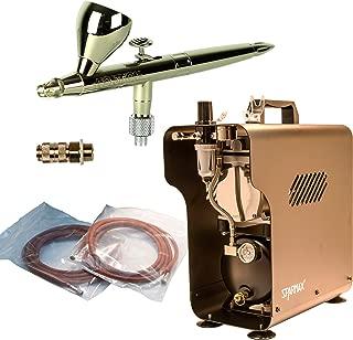 Evolution Silverline Sparmax - Pistola aerógrafo