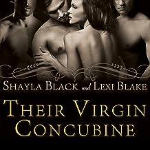 Their Virgin Concubine: Masters of Menage Series, Book 3