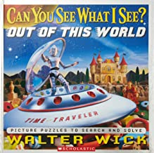 Can You See What I See? Out of This World: Picture Puzzles to Search and Solve
