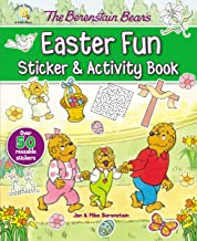 The Berenstain Bears Easter Fun Sticker and Activity Book (Berenstain Bears/Living Lights: A Faith Story)