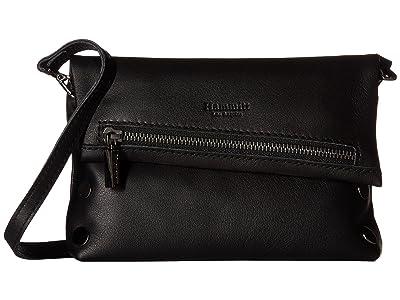 Hammitt VIP Small (Black/Gunmetal) Handbags