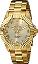 Best gold watch gold face Reviews
