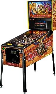 Stern Pinball Iron Maiden Legacy of the Beast Arcade Pinball Machine, Premium Edition