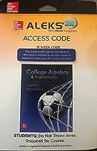 Aleks 360 Access Code (18 weeks) for College Algebra & Trigonometry