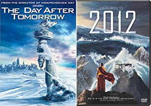 Over the Top Action Bundle - Roland Emmerich's 2012 & The Day After Tomorrow (Full Screen Edition) 2-Movie Bundle