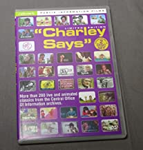 Charley Says... The Best Public Information Films In The World anglais