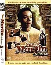SAN MARTIN DE PORRES (FRAY ESCOBA) RENE MUNOZ, JUAN CALVO [NTSC/DVD/Region 1 and 4 . Import - Latin America].