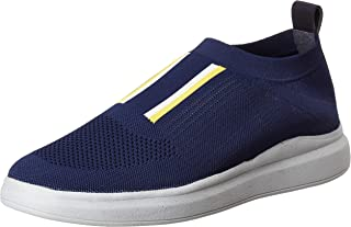 Amazon Brand - House & Shields Men's Navy Sneakers-10 UK (44 EU) (11 US) (AZ-HS-017)