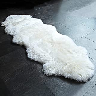 Best sheepskin runner rug Reviews