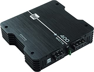 Dual Electronics XPE2700 2/1 High Performance Power MOSFET Class A/B Car Amplifier with 400-Watts Dynamic Peak Power
